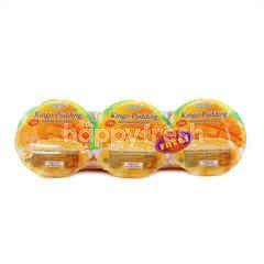 Cocon Mango Flavoured Kingo Pudding With Nata De Coco