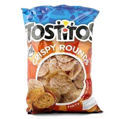 Tostitos Keripik Tortilla Bulat
