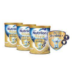 Nutrilon Nutricia Nutrilon Royal 4 Susu Formula Bayi Rasa Vanila  800g