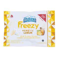 Relaxa Freezy Permen Mint Rasa Madu dan Lemon