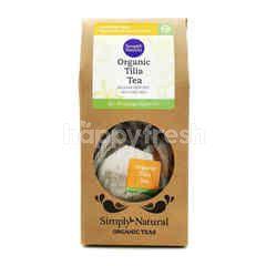 SIMPLY NATURAL Organic Tilia Tea