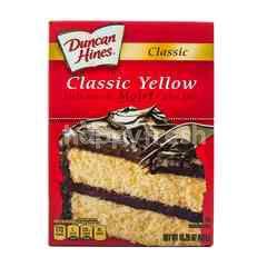 Duncan Hines Premiks untuk Keik Kuning