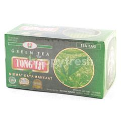 Tong Tji Green Tea Bags