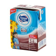 Frisian Flag Kid Chocolate UHT Milk 3-6 Years