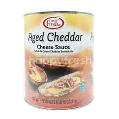 Muy Fresco Aged Cheddar Cheese Sauce 3Kg