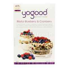 Yogood Gourmet Muesli Blissful Berry and Cranberry