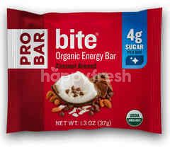 Pro Bar Bite Organic Energy Bar Coconut Almond