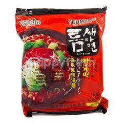 Paldo Teumsae Spicy Instant Noodles