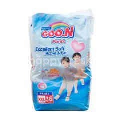Goo.N Baby Pants Size XXL (36 pieces)