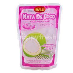 Inaco Nata De Coco Stroberi