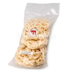 Sepasang Lumba-lumba Fish Crackers