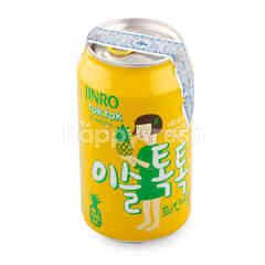 JINRO Tok Tok Fruit Wine Pineapple Flavour (Can)