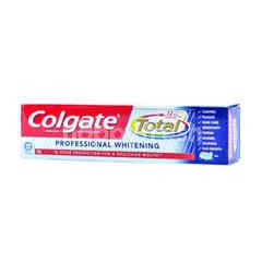 COLGATE Total 12 Hour Protection Anticavity Toothpaste Professional Whitening