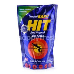 Hit Anti Mosquito Dan Kecoa Green Tea Refill