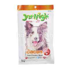 VITAPET Jerhigh Energy Bacon Real Chicken Meat For Dogs