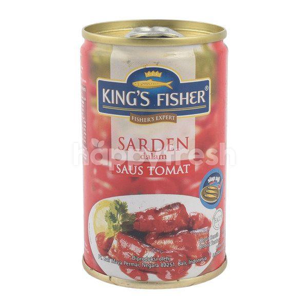 King's Fisher Tomato Sauce Sardines