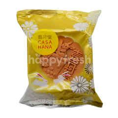 Casa Hana Brown Sugar Tea Au Lait Mooncake