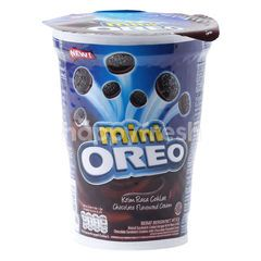 Kraft Mini Oreo Chocolate Cream