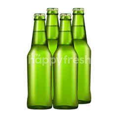 ช้าง คลาสสิก เบียร์ขวด 320 มล. (แพ็ค 4)