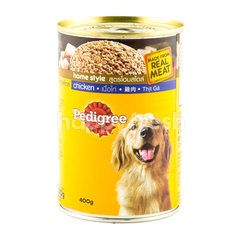 Pedigree Makanan Anjing Home Style Rasa Ayam