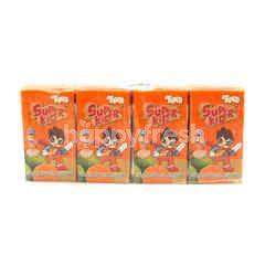ทิปโก้ ซุปเปอร์คิด น้ำส้มโชกุน 110 มล. (แพ็ค)