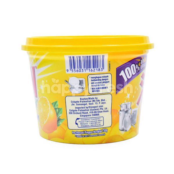 Axion Dishwashing Paste Lemon