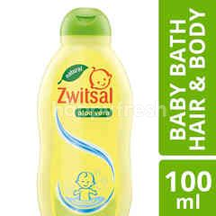Zwitsal 2-in-1 Natural Rambut & Badan
