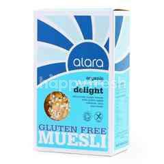 ALARA Organic Gluten Free Delight Muesli Cereal