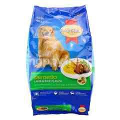 Smart Heart Lamb & Rice Flavour Dog Food
