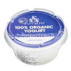 Butterfly 100% Organic Yogurt Original