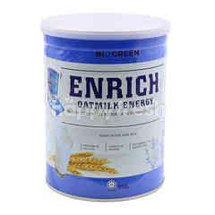 BIOGREEN Low Cane Sugar Enrich Oatmilk Energy Drinks Supplement