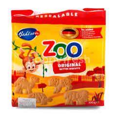 Bahlsen ZOO Original Butter Biscuits