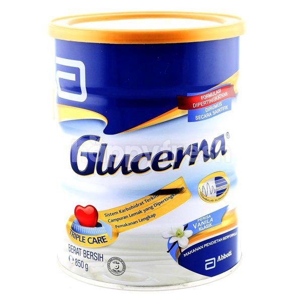 Abbott Glucerna Classic Vanilla Formulated Milk Powder