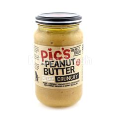 Pic's Peanut Butter Crunchy No Salt