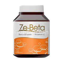 Empower Life Ze-Beta Glucan + Vitamin C Supplement
