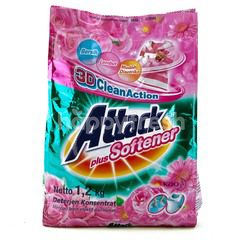 Attack Deterjen 3D Clean Action