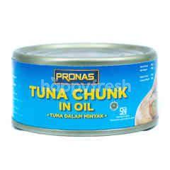 Pronas Tuna Chunk in Oil
