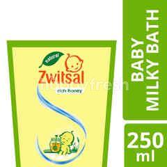 Zwitsal Sabun Bayi Natural dengan Susu dan Madu