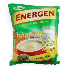 Energen Sereal Instan Rasa Kacang Hijau