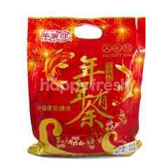 Hua Li Sha Kembang Gula Rasa Jeruk
