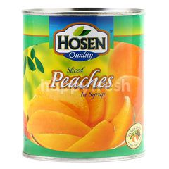Hosen Sliched Peaches In Syrup