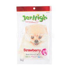 Jer High Strawberry Sticks