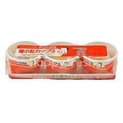 Okame Natto Goku Kotsubu Mini Tape Kacang Kedelai Instan