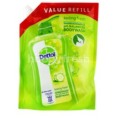 Dettol Lasting Fresh Body Wash Value Refill