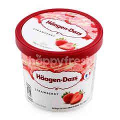 ฮ้าเก้น-ดาส สตรอเบอร์รี่ ไอศกรีม