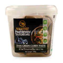 Blue Elephant Thai Green Curry Paste