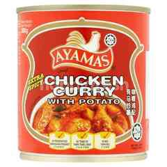 Ayamas Extra Spicy Chicken Curry With Potato