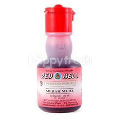 Red Bell Pewarna Pangan Merah Muda 30ml