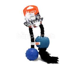 Hartz Tuff Stuff Bolo Dog Toys