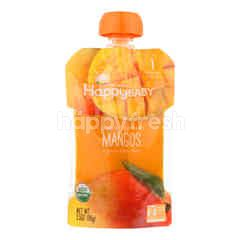 Happybaby Stage 1 Clearly Crafted - Mangos (99g)